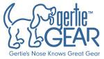 Gertie Gear logo with tagline